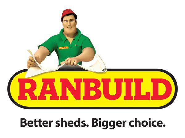 Ranbuild Sheds Logo