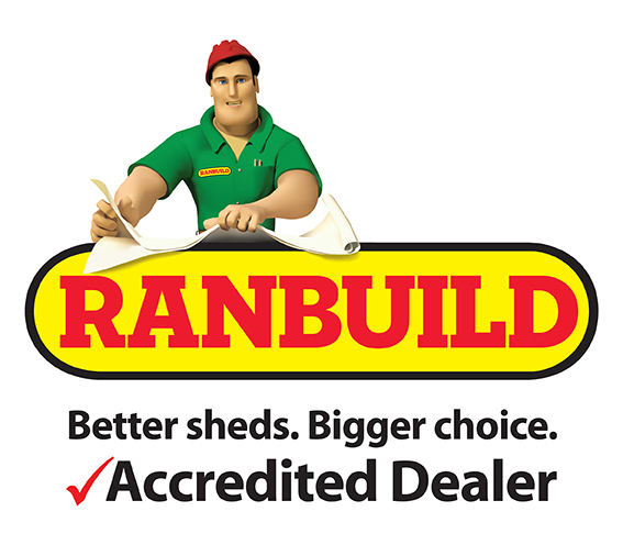 Brisbane Sheds Ranbuild Accredited dealer