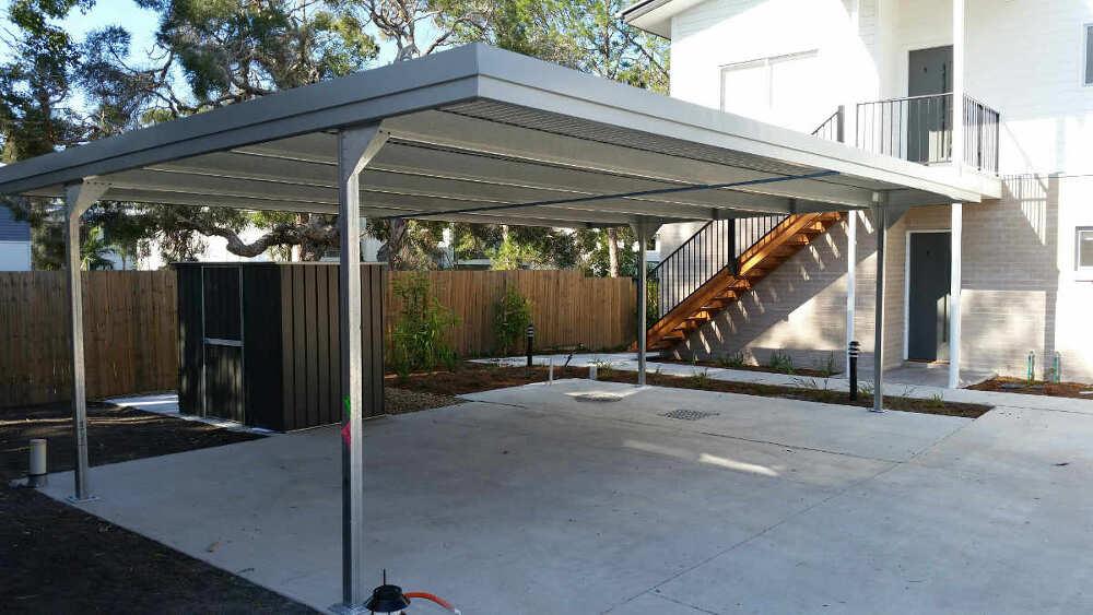 Carports 100 Australian Made Ipswich Garages
